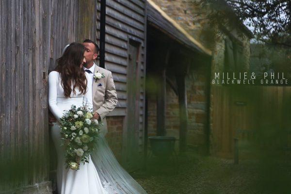 Wedding Film at Blackwell Grange